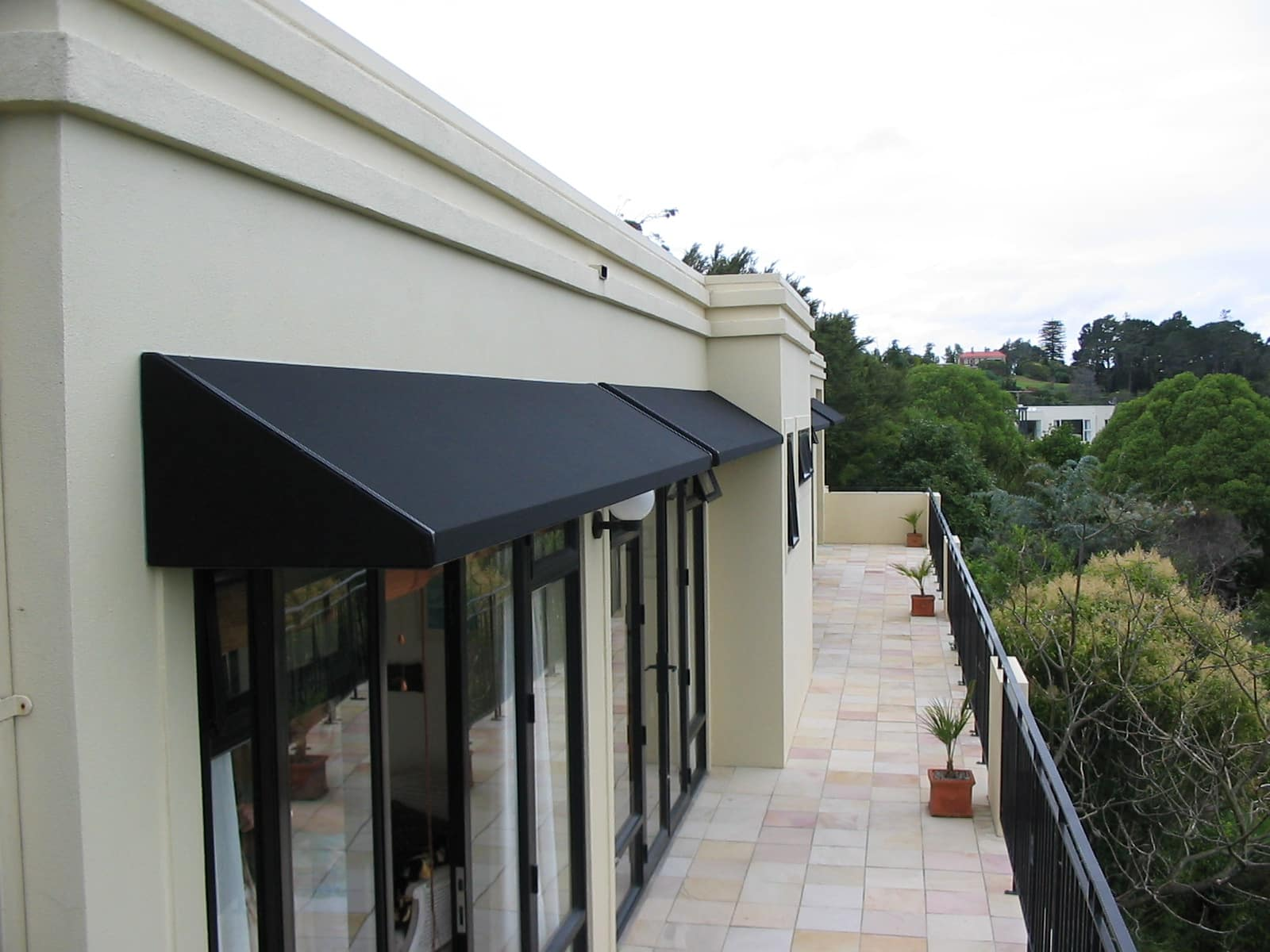 Fixed Awnings | Canvas Concepts | Auckland